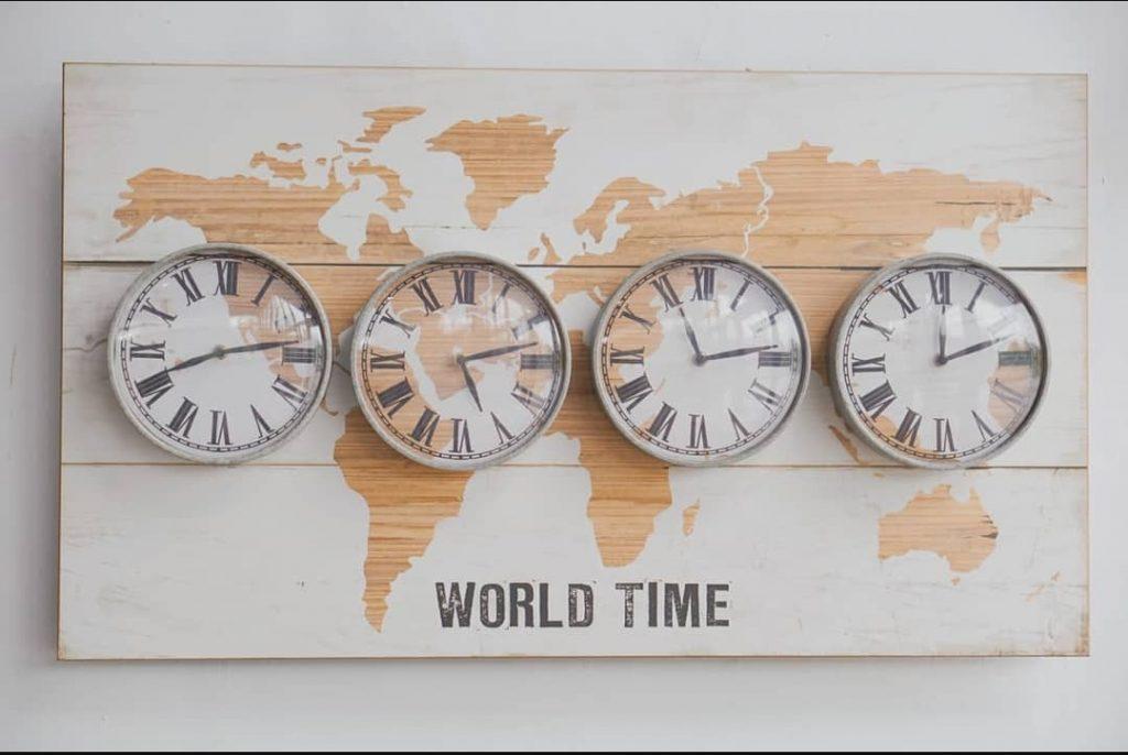 Perbedaan Zona Waktu Indonesia dengan Negara Lain di Benua Asia